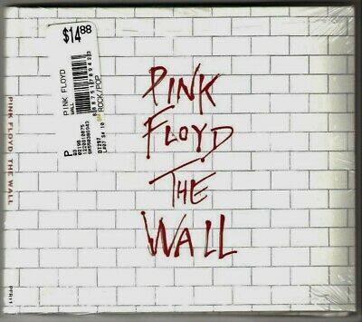 PINK FLOYD THE WALL 2 CDs NEW SEALED
