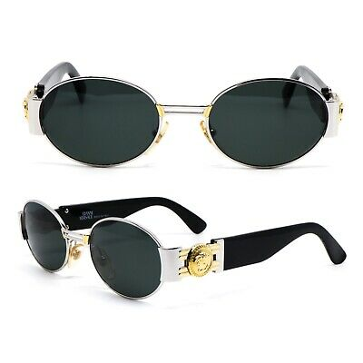 Occhiali Gianni Versace S71 15L Vintage Sunglasses New Old Stock 1990'S