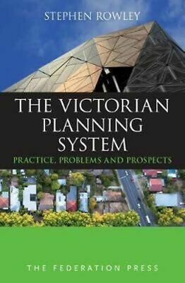 NEW The Victorian Planning System By Stephen Rowley Paperback Free Shipping