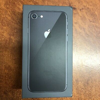 Apple iPhone 8 Box Only 64GB Black