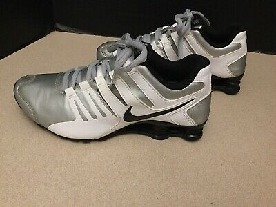 competitive price 19e3b f81aa WOMENS NIKE SHOX Current Running Shoes. Size 9. Good Condition!!!