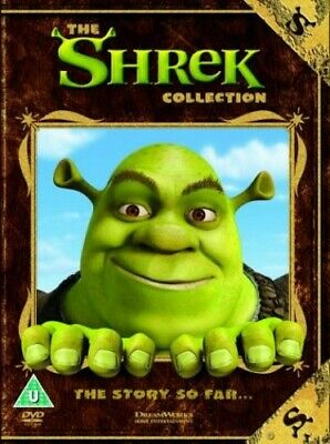 The Shrek Collection - The Story So Far (Shrek 1 & 2 Box Set) [20... - DVD  CEVG