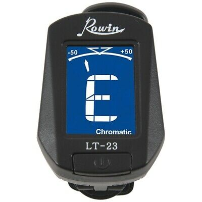 LT-23 Acoustic Guitar Tuner Clip On Tuner for Electric Guitars Bass Chromatic Vi