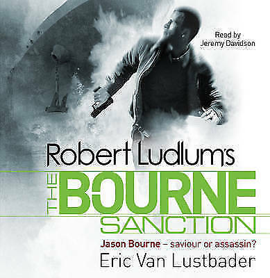 Robert Ludlum's The Bourne Sanction by Eric van Lustbader (CD-Audio, 2010)