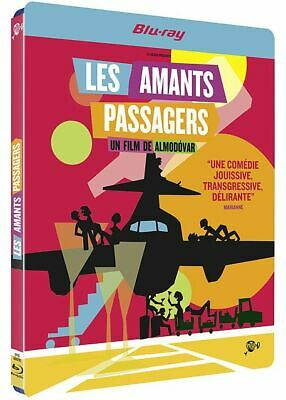 Les Amants Passagers - Blu Ray Neuf Sous Cello