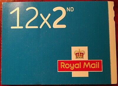 120 x Royal Mail 2nd Second Class Self Adhesive Sticky Back Stamps Booklets New