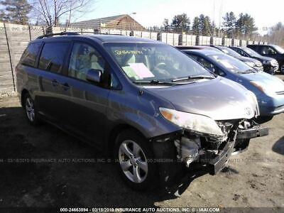 Passenger Right Rear Window Regulator Fits 11-19 SIENNA 1045085
