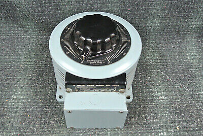 Superior Powerstat  F136 BP57500 Made In USA Excellent !