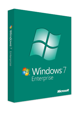 WINDOWS 7 ENTERPRISE - PRODUCT KEY RETAIL - ESD via Email or Ebay Message