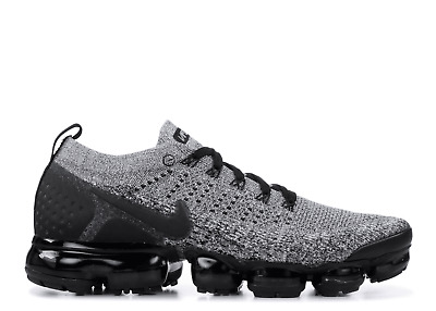 43db73d844 Nike Air Vapormax Flyknit 2 size 9 Cookie and Cream Oreo Black White *NEW IN