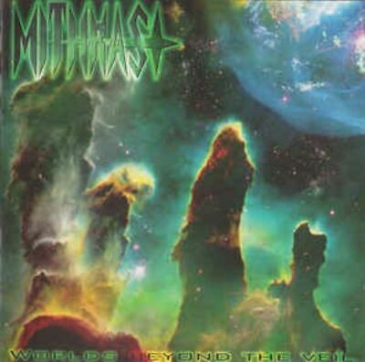 MITHRAS worlds beyond the veil (CD, album) death metal, prog rock, ambient, 2004