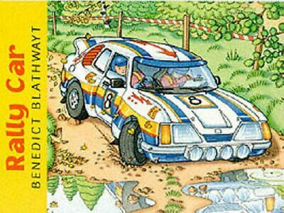 Rally Car by Blathwayt, Benedict Hardback Book The Cheap Fast Free Post