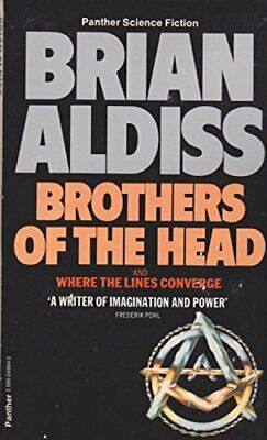 Brothers of the Head (Panther science fiction) by Aldiss, Brian Hardback Book