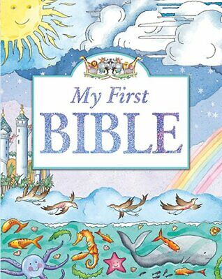 My First Bible (My First Story Series) by Tim Dowley Book The Cheap Fast Free