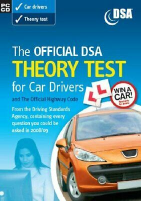 The Official DSA Theory Test for Car Drivers a... by Driving Standards Ag CD-ROM