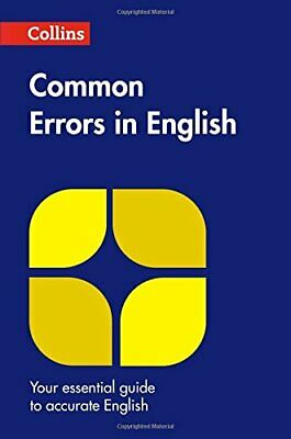 Collins Common Errors in English (Collins Easy Learni... by Collins Dictionaries