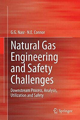 Natural Gas Engineering and Safety Challenges: Downstream Proc... by Nasr, G. G.