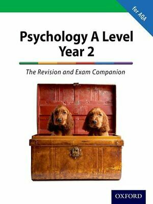 The Complete Companions: A Level Year 2 Psychology: The Rev... by Sparks, Joseph