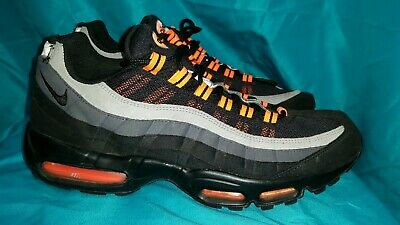 5ee62d6819 NIKE AIR MAX 95 360 Halloween Size 10.5 2008 Preowned - $145.00 ...