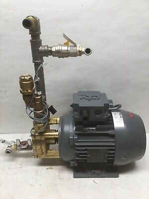 Speck Pumpen Pump ID: 13213 ATB LBF 80/2C-11R Single Phase Motor 100086233