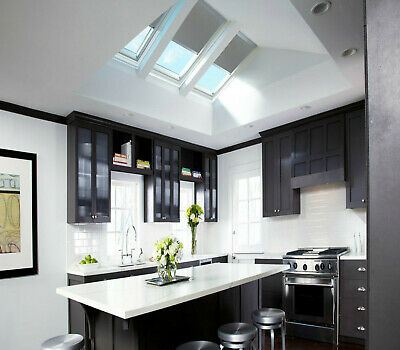 Blackout Skylight  Blinds For All Velux Roof Windows Easy Fit And Child Safe