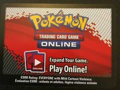 Pokemon Online TCGO Booster Code Selection