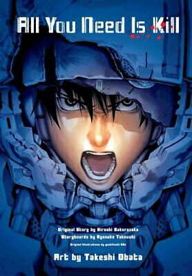 All You Need is Kill (manga) 2-in-1 Edition by Takeshi Obata 9781421576015