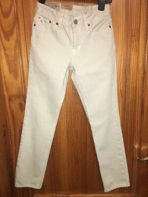 Boys Ralph Lauren Jeans Trousers 10 Years Skinny Slim Fit New Tags