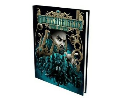 D&D Dungeons & Dragons Mordenkainen's Tome of Foes Limited Edition Alternate NEW