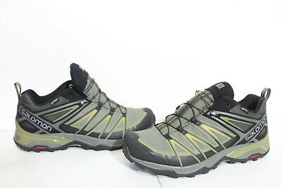 retail prices many styles best value MENS SALOMON X Ultra 3 GORE-TEX Mens Walking SHOES SZ 10.5 M ...