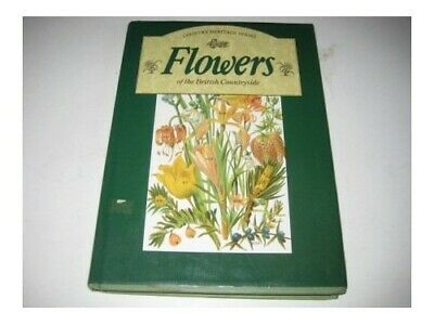 Flowers of the British Countryside by Gordon, W.J. Hardback Book The Fast Free