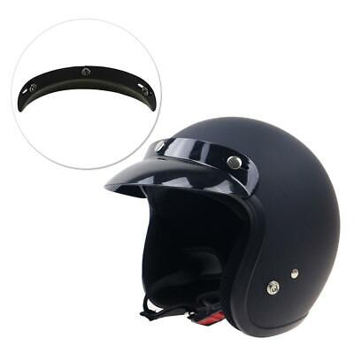 Motorcycle Cycling Bike Helmet Visor 3/4 Helmet Half Helmet Cap for Motorbike