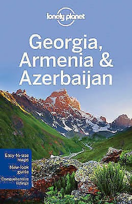 Lonely Planet Georgia, Armenia & Azerbaijan (Travel Guide), Noble, John,Maxwell,