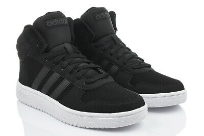 CHAUSSURES HOMMES SNEAKERS Adidas Hoops 2.0 Mid [Bb7208