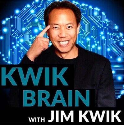Jim Kwik - Full 8 Programs - Improve Your Skills + BONUS (SuperBrain, Recall,..)