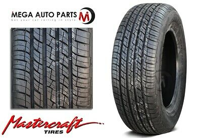 1 New Mastercraft SRT Touring 225/55R18 M+S All Season High Performance Tires