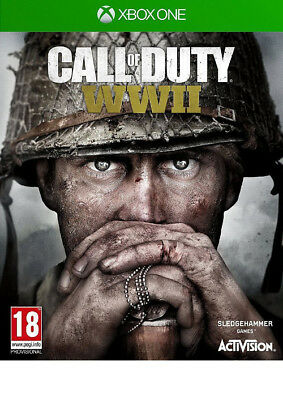 Call Of Duty Wwii Xbox One Brand New Fast Delivery!