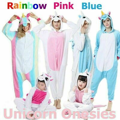 Unicorn Enfants Kigurumi Pyjamas Licorne Vêtements Nuit Unicorn Cosplay Costume