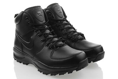 wholesale new images of hot sale NIKE NEUF MANOA Cuir Homme Chaussures D'Hiver Boots Bottes D ...