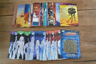Topps Cards Star Wars Finest From 1996 -  VGC/Nr Mint! - Pick The Cards You Need