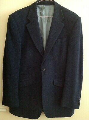 b9076e09d46ee WILLIAM HUNT SAVILE Row Linen Jacket 40 R New With Tags - £59.95 ...
