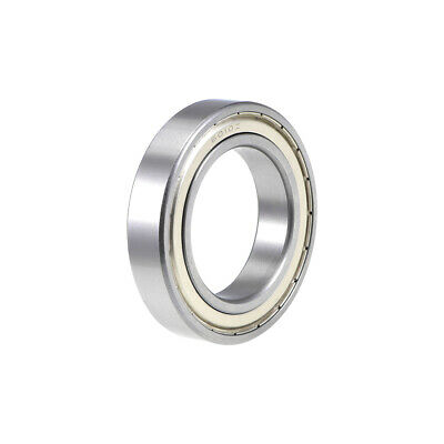 10x35x10mm Double Shielded 6300Z Deep Groove Ball Bearing 5 Pcs