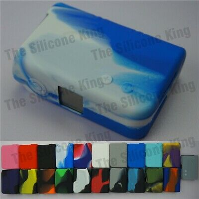 Silicone Case for Asmodus Minikin 120W & ModShield Tank Band Protective Cover