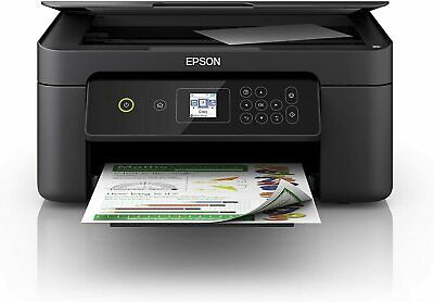 Stampante a Getto d'Inchiostro, Multifunzione Epson WorkForce WF-2750DWF