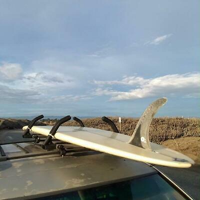 Lockrack Universal Watercraft Roof Carrier - Canoe, Kayak, or 2 SUPs/Surfboards