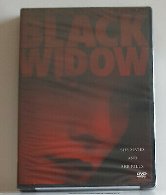 BLACK WIDOW * SUPER RARE OOP * Pristine Condition* Brand NEW * Region 1 US * DVD