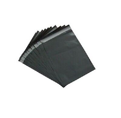 Grey Mailing Bags Postage Plastic Mail Post Polythene Strong Seal Various Sizes