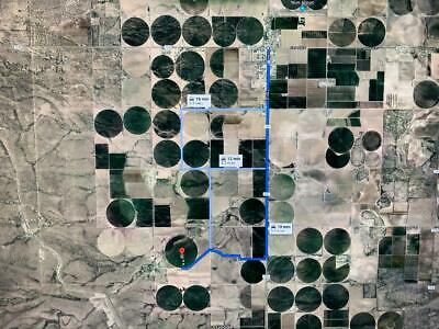 120.17 Acre West Texas Ranch With Water & Electricity! 111 Year Old Deed!