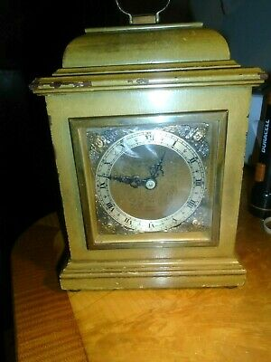 Garrard And Co,Vintage Bracket Or  Mantle Clock