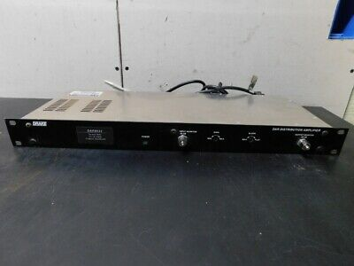 DRAKE DAR Distribution Amplifier -- DAR8633 -- 54-860MHz -- Quantity Available